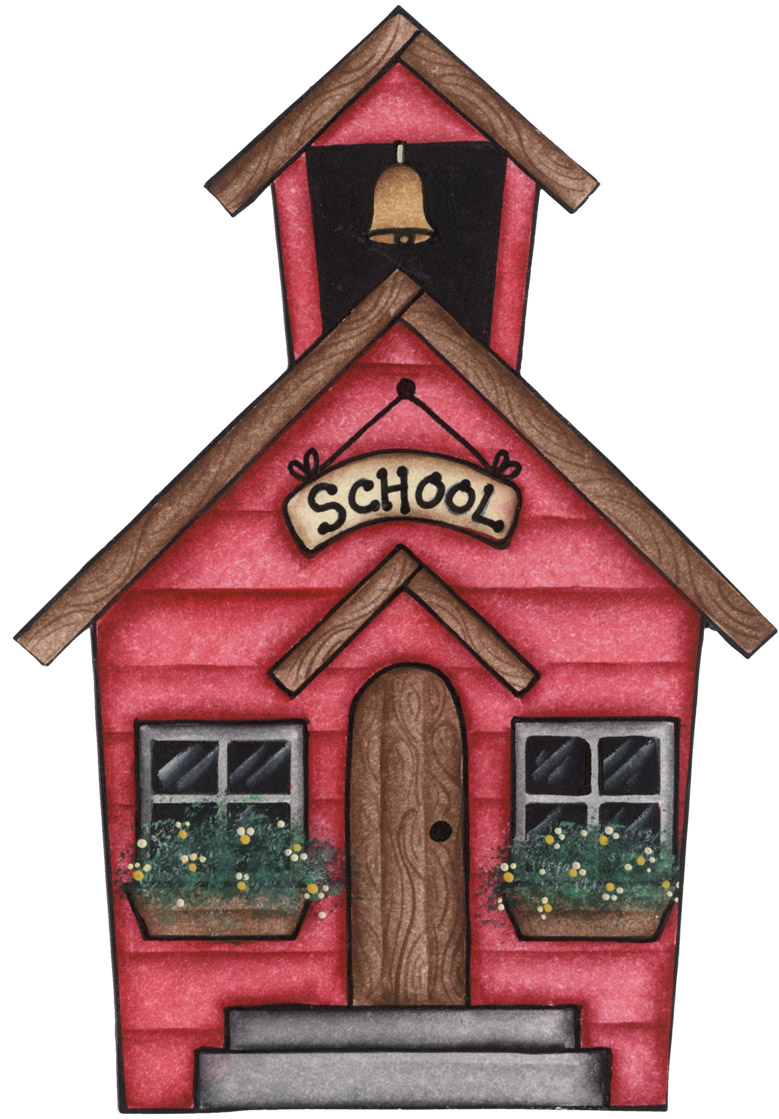 One room schoolhouse clip art clipartfest 2