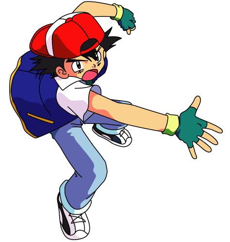 Pokemon clip art 9