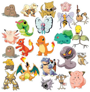 Pokemon clipart pictures 2