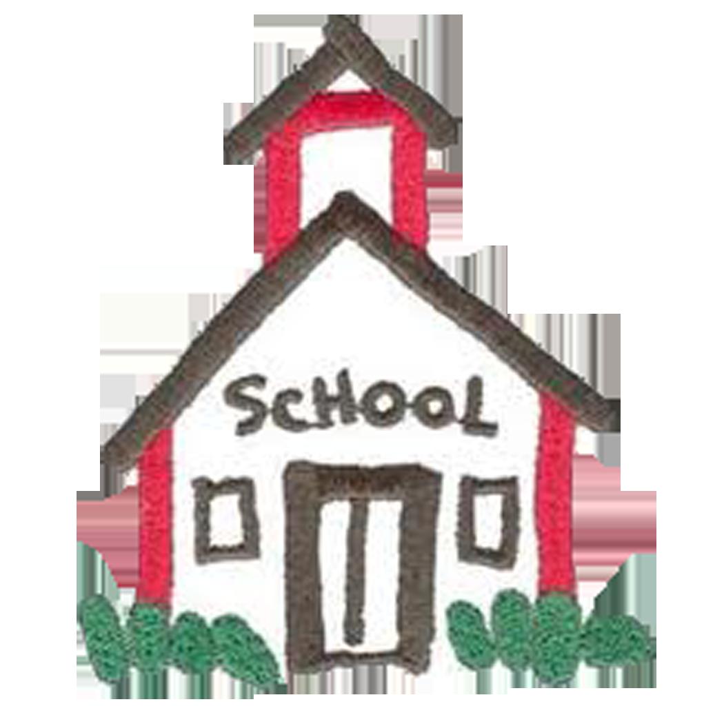 School house schoolhouse clipart