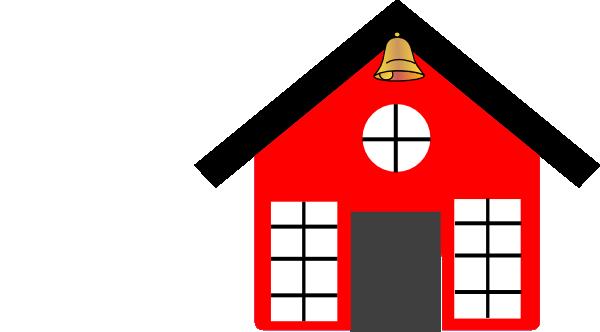 Schoolhouse clip art 2