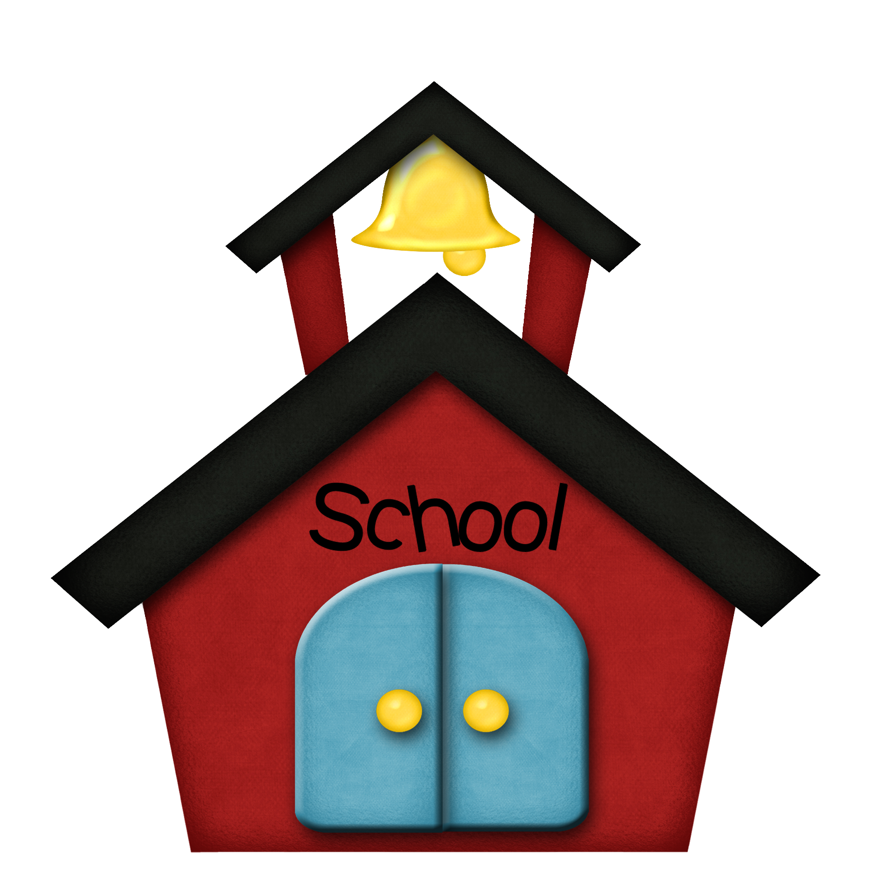 Schoolhouse clipart 3