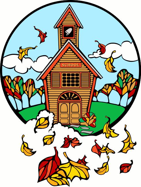 Schoolhouse free school house clipart clip art