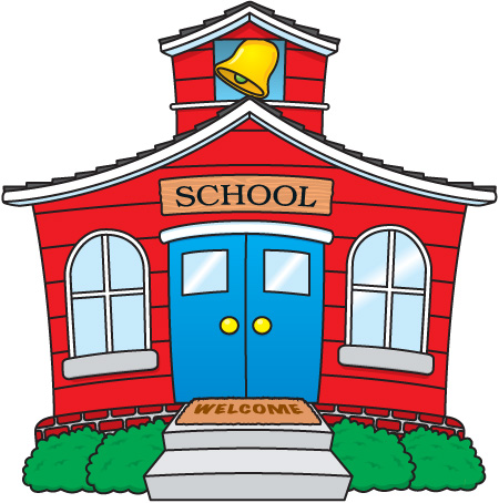Schoolhouse school house images free clipart 2