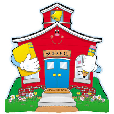 Schoolhouse school house images free clipart 3