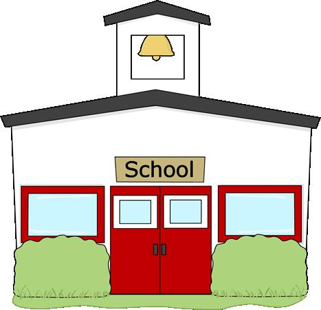 Schoolhouse school house rock clip art free clipart images 2