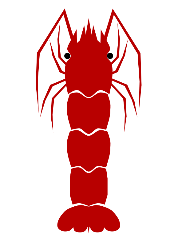 Shrimp free to use clip art