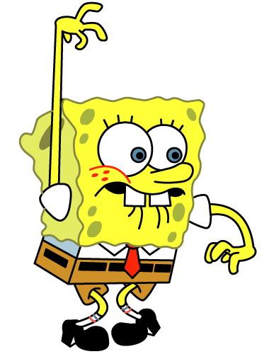 Spongebob clip art 6