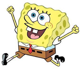 Spongebob clip art free clipart images 2