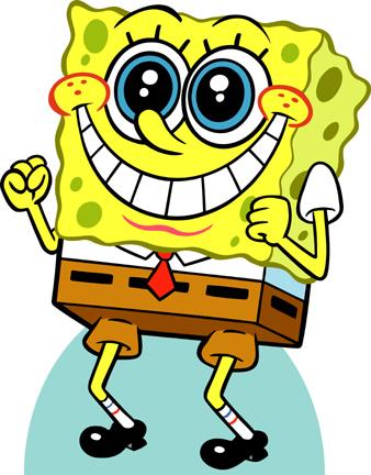 Spongebob clip art patrick free clipart images