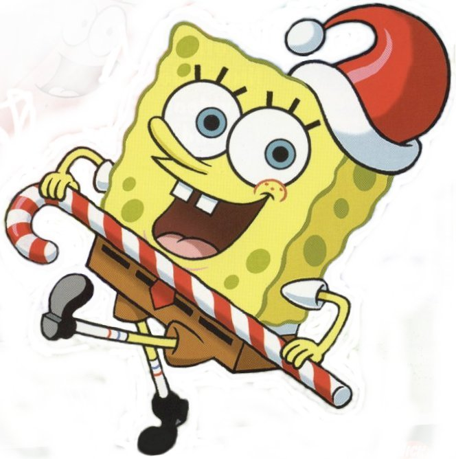 Spongebob clipart 11