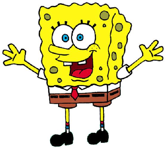 Spongebob clipart 2