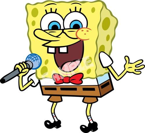 Spongebob clipart 3