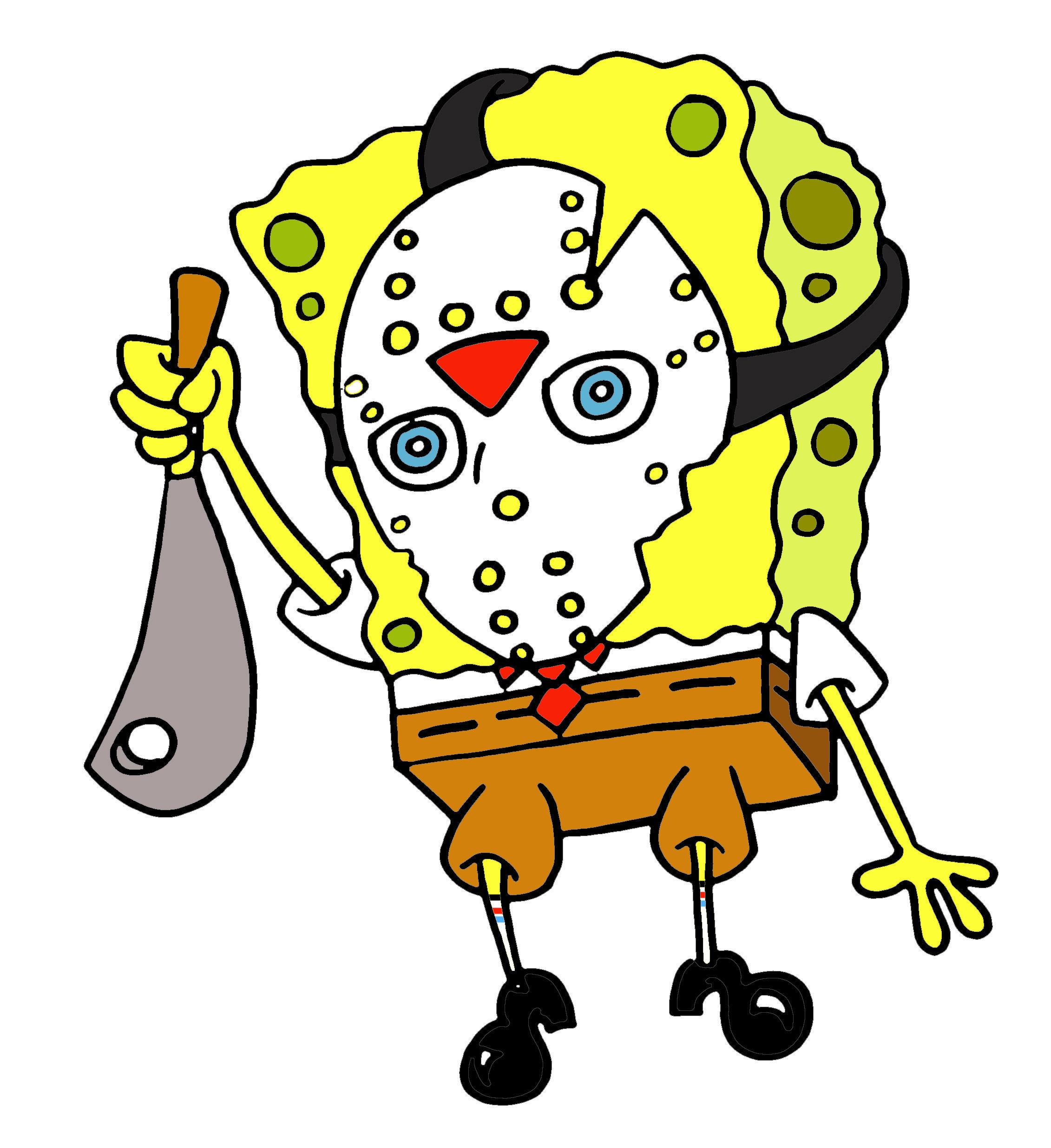 Spongebob clipart clip art dpi 8 phoenixembroidery
