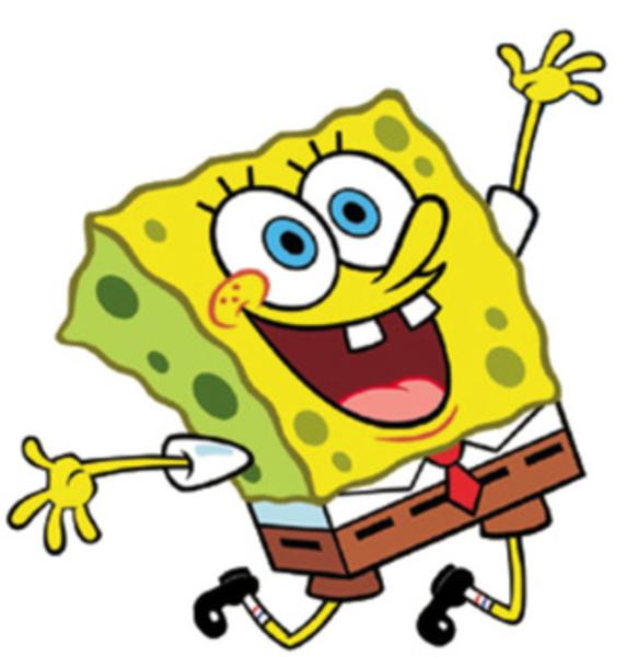 Spongebob sponge bob clip art clipart 2