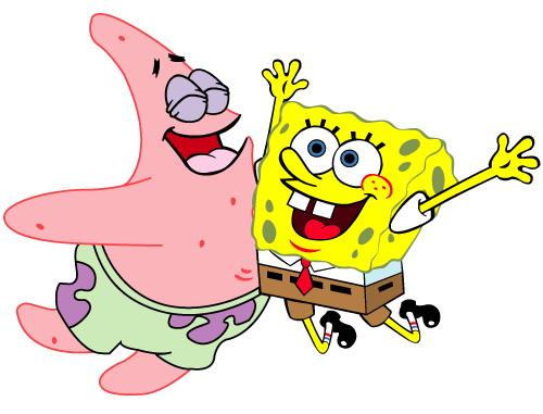 Spongebob sponge bob clip art clipart 3