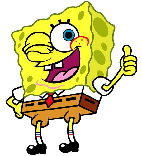 Spongebob squarepants clip art free clipart 2