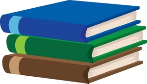 Stack of books clipart free images 8