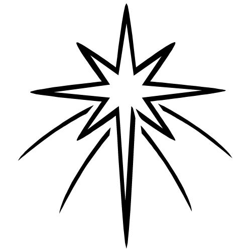 Starburst clip art clipart 2