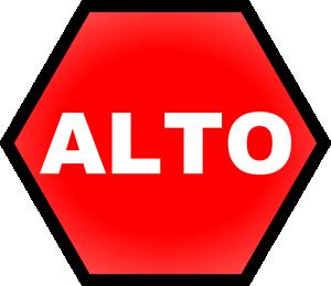 Stop sign clip art download
