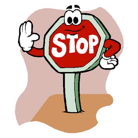 Stop sign clip art free tumundografico
