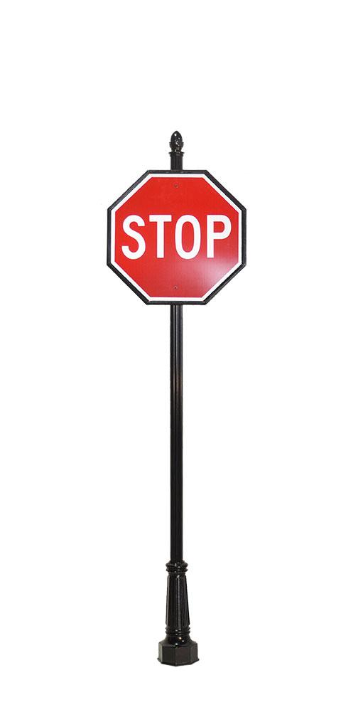 Stop sign outline free download clip art on