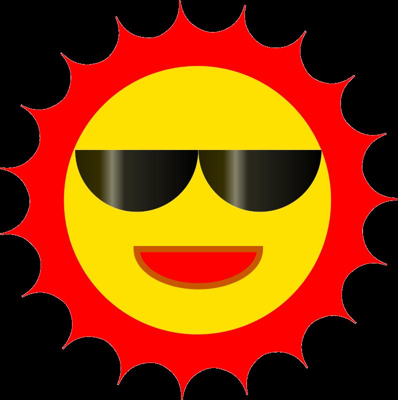Sunny clip art download