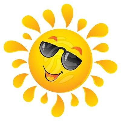 Sunny cliparts
