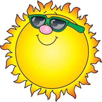 Sunny day clipart tumundografico