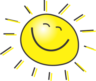Sunny weather clipart free images 3