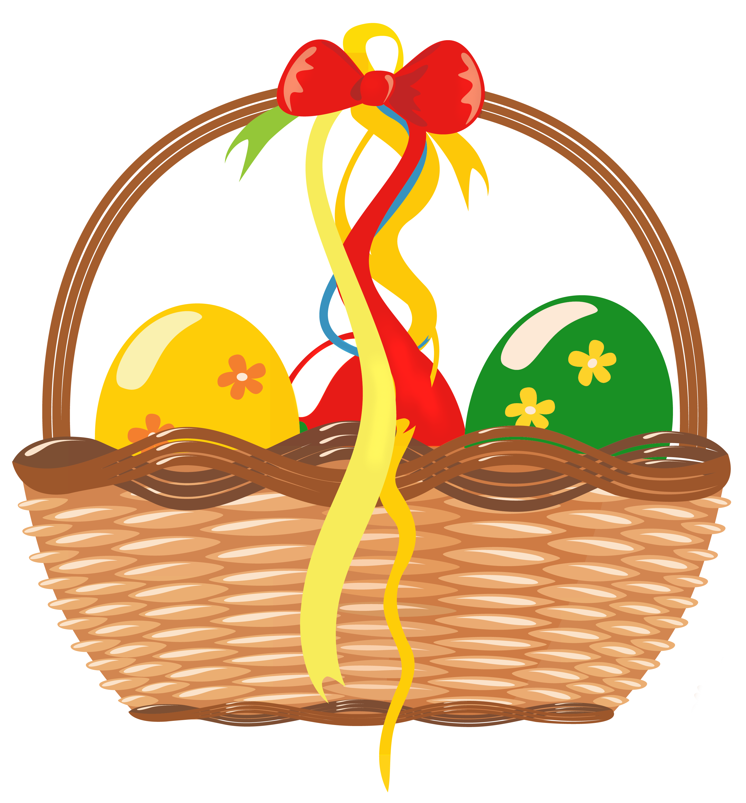 T basket clipart free images 6