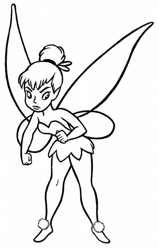 Tinkerbell clip art 5