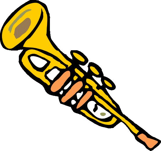 Trumpet clipart tumundografico 4