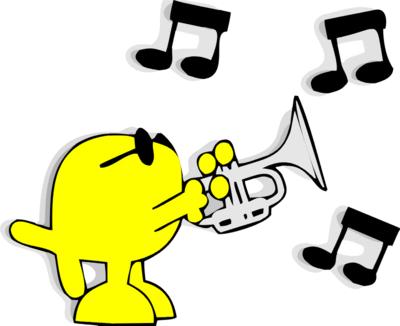 Trumpet clipart tumundografico 6