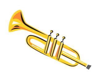 Trumpet clipart tumundografico