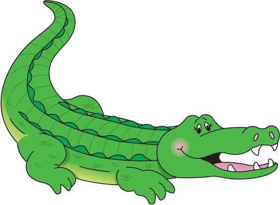 Alligator  black and white free alligator clip art carson dellosa letters and numbers