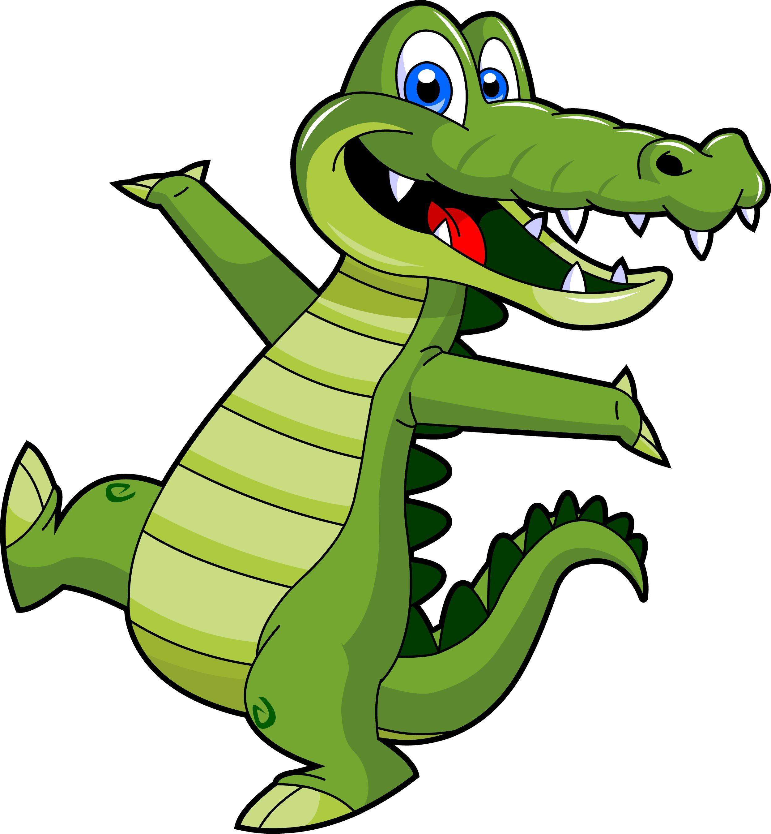 Alligator  black and white free alligator clipart download clip art