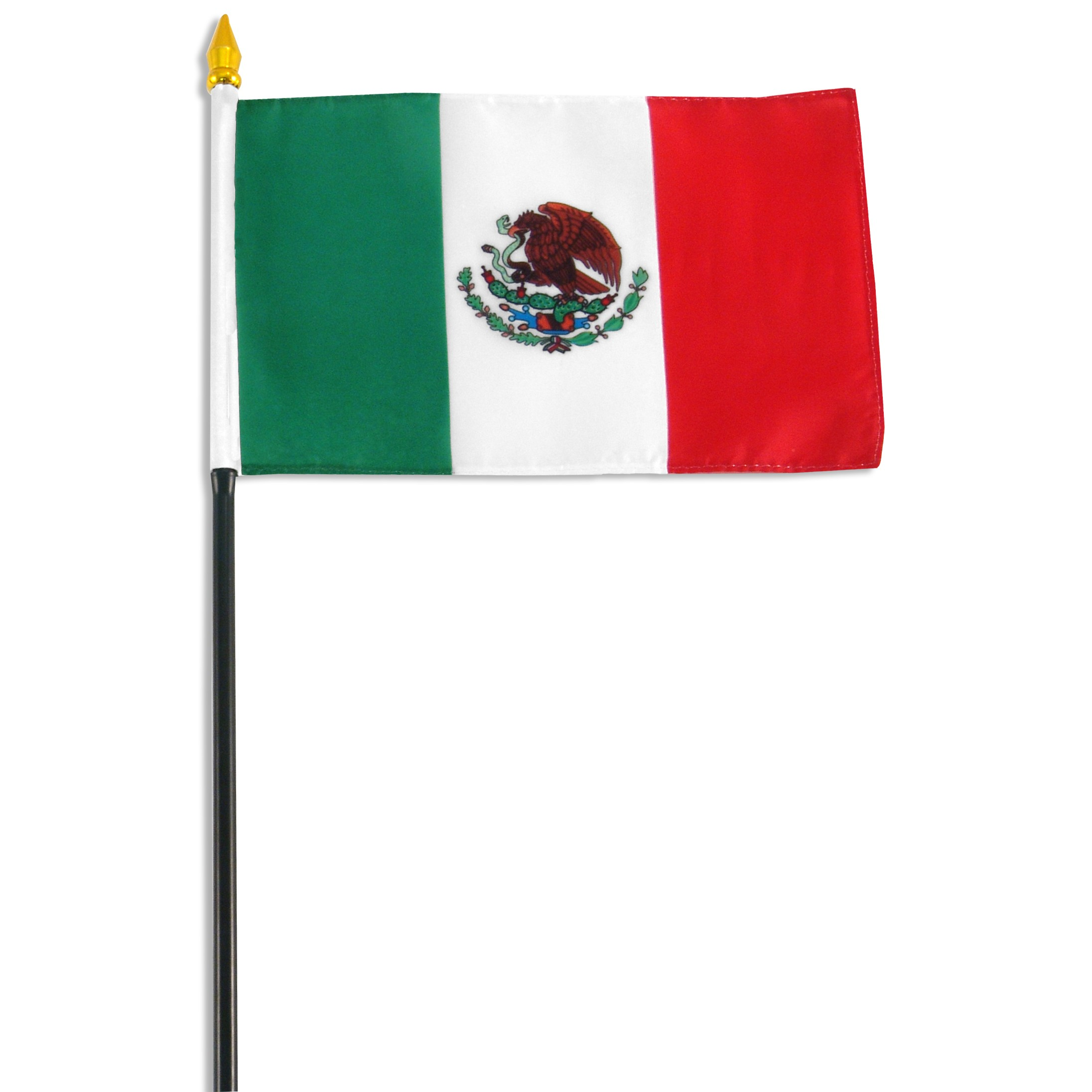 American mexican flag clipart