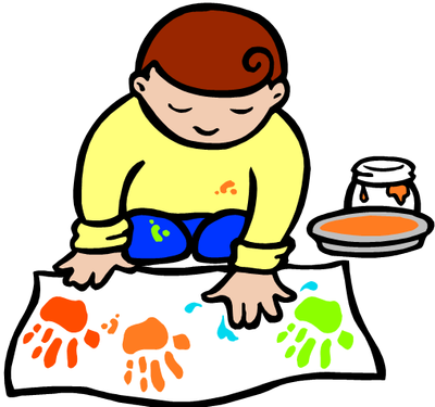 Arts and crafts clipart 5