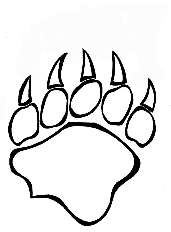 Bear paw bear claw free download clip art on clipart 2