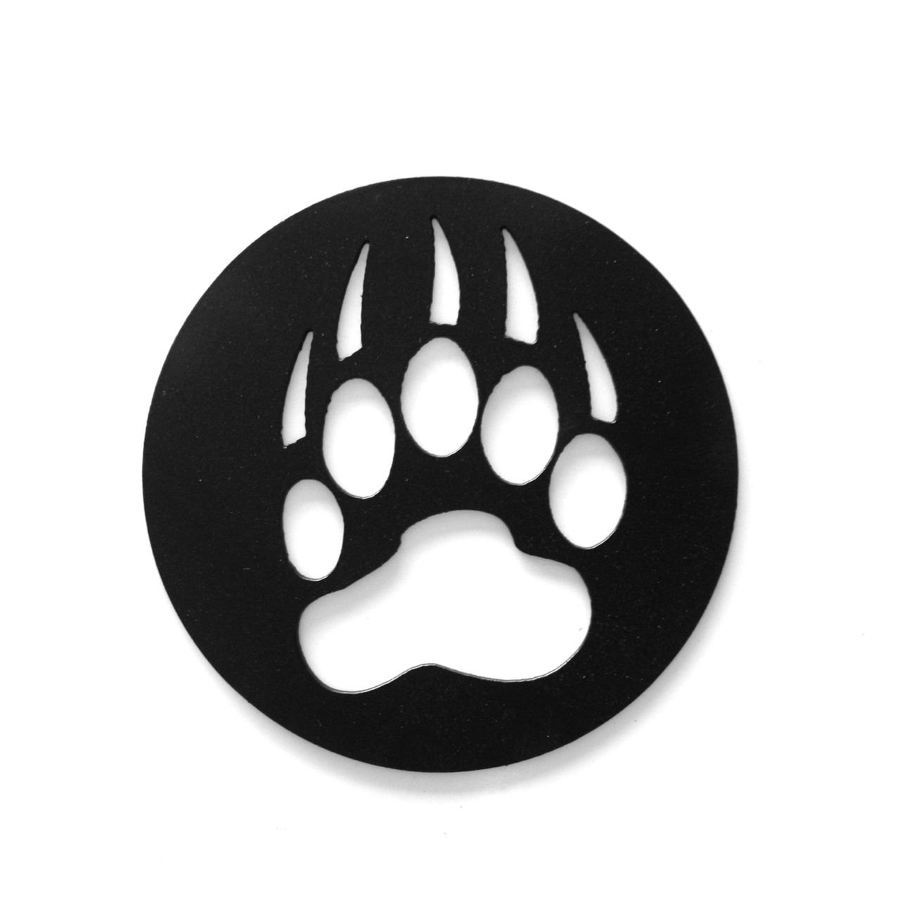 Bear paw outline free download clip art on