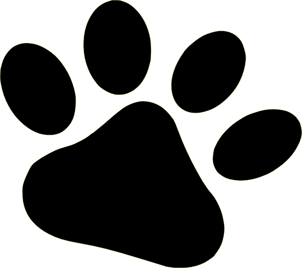 Bear paw stencil free download clip art on 2