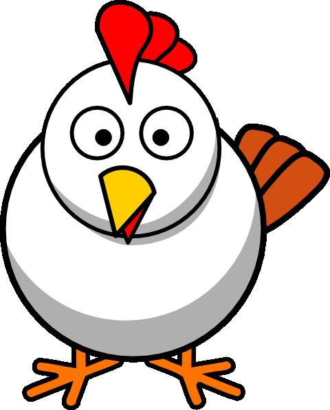 Chicken wing clip art 6