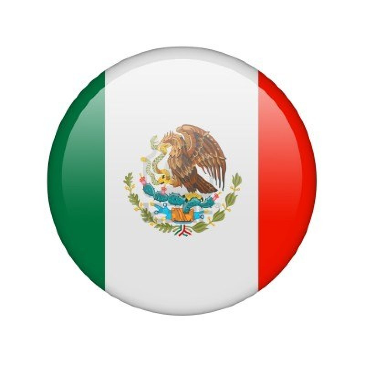 Clip art mexican flag clipart