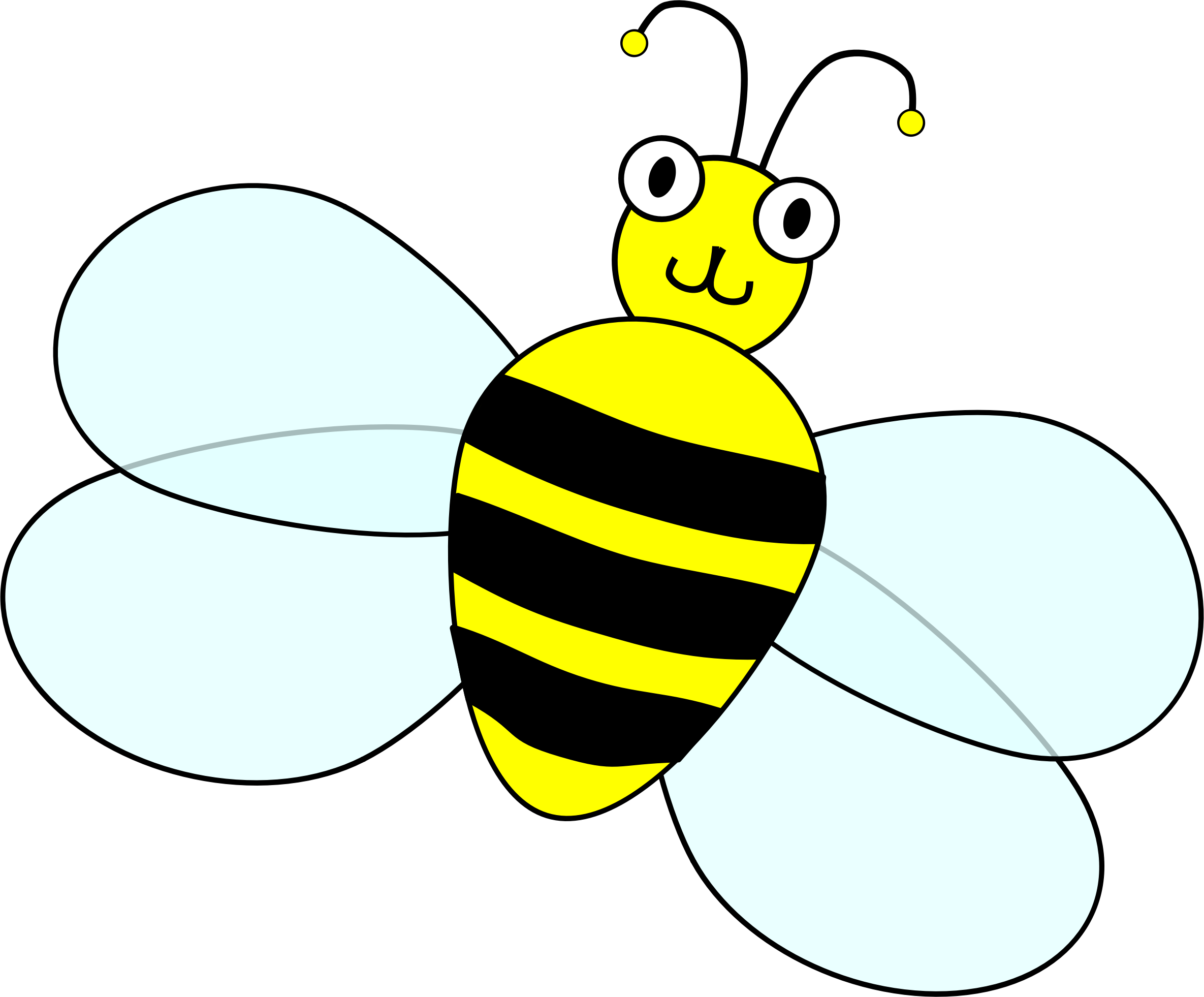 Clipart spelling bee contest mascot