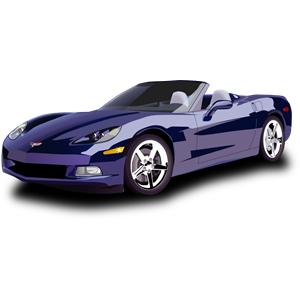 Corvette clipart 2 2