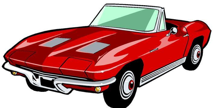 Corvette clipart free images 2