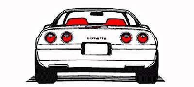Corvette clipart free images 9