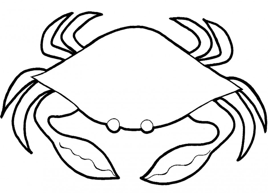 Crab  black and white crab clipart black and white free images