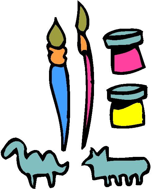 Crafts clip art 2